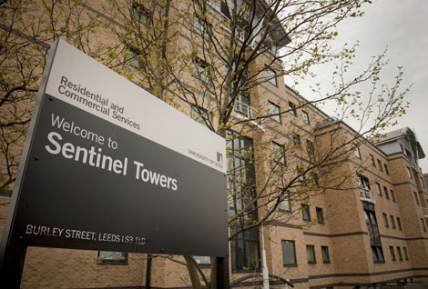 Sentinel Towers Thumbnail 0
